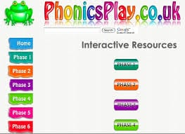 phonics play